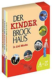 Der Kinder Brockhaus in 3 Bänden