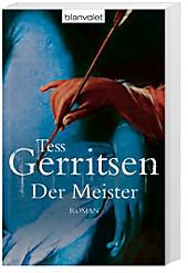 Der Meister, Tess Gerritsen, Krimis, Thriller & Horror