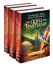 Der Stein der Könige, Band 1-3, Margaret Weis, Tracy Hickman, Fantasy & Science Fiction