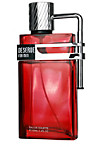 """Deserve red"" Eau de Toilette Men"