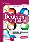 Deutsch an Stationen, Klasse 7 Gymnasium
