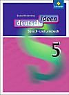 deutsch.ideen SI, Ausgabe Baden-Württemberg (2010): Bd.5 Schülerband