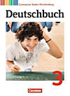 Deutschbuch, Gymnasium Baden-Württemberg, Neubearbeitung: Bd.3 7. Schuljahr, Schülerbuch