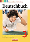 Deutschbuch, Realschule Baden-Württemberg, Neubearbeitung: Bd.3 7. Schuljahr, Schülerbuch