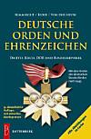 Deutsche Orden und Ehrenzeichen