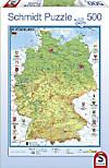 Deutschlandkarte (Puzzle)