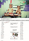devayani yoga Kinder-Charity-Kalender 2015; Children's Charity Calendar