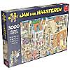 Die Baustelle (Puzzle), 3000 Teile