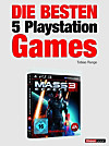 Die besten 5 Playstation-Games (eBook)