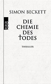 Die Chemie des Todes, Simon Beckett, Krimis, Thriller & Horror