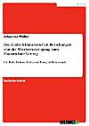 Die deutsch-französischen Beziehungen von der Wiedervereinigung zum Maastrichter Vertrag (eBook)