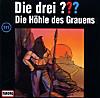 Die drei Fragezeichen - Die Höhle des Grauens, 1 Audio-CD