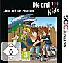 Die drei Fragezeichen Kids - Jagd auf das Phantom, Nintendo 3DS-Spiel