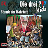 Die drei Fragezeichen-Kids - Stunde der Wahrheit, Audio-CD