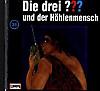 Die drei Fragezeichen und der Höhlenmensch, 1 Audio-CD