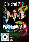 Die drei ??? - Phonophobia - Sinfonie der Angst Live 2014