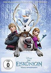 Die Eiskönigin - Völlig unverfroren, Hans Christian Andersen, Zeichentrick