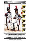 Die etatmäßigen Dienstgrade und Dienststellungen in der französischen Armee 1804-1815