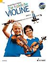 Die fröhliche Violine, Schule, m. Audio-CD