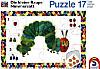 Die kleine Raupe Nimmersatt (Kinderpuzzle), Zahlen