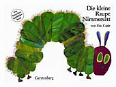 Die kleine Raupe Nimmersatt, kleine Ausgabe, Eric Carle, Bilderbuch ab 3