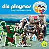 Die Playmos - Ritter außer Rand und Band, 1 Audio-CD