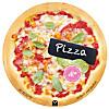 Die runden Bücher: Pizza