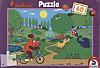 Die Sendung mit der Maus (Kinderpuzzle), Ein Tag im Park