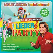 Die Si-Sa-Singemaus-Lieder-Party, Detlev Jöcker, Musik für Kinder