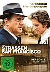 Die Strassen von San Francisco, 8 DVDs