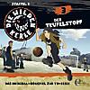 Die Wilden Kerle - Der Teufelstopf, 1 Audio-CD