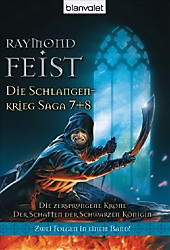 Die zersprungene Krone, Raymond E. Feist, Fantasy & Science Fiction