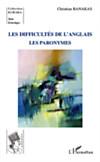 Difficultes de l'anglais Les (eBook)