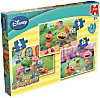 Disney Henry Huggle Monster 3 in 1 (Kinderpuzzle)
