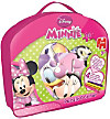 Disney Minnie Mouse Puzzle & Colour (Kinderpuzzle)