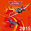 Disney Planes, Broschürenkalender 2015