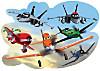 Disney Planes (Kinderpuzzle), Bodenpuzzle