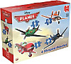 Disney Planes (Konturenpuzzle) 4 in 1
