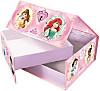 Disney Princess (Kinderpuzzle), 2 Puzzle in Geschenk-Box