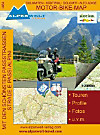 Dolomiten - Südtirol, Motor-Bike-Map; Dolomiti - Alto Adige, Motor-Bike-Map