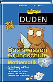 Duden - Basiswissen Grundschule, Mathematik, mit CD-ROM, Beate Schreiber, Ute Müller-Wolfangel