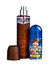 Eau de Toilette Cuba Wild Heart Men, inklusive Roll'on Deodorant, 2-teilig
