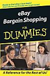 eBay Bargain Shopping For Dummies (eBook)