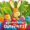 Eiersucherei im Osternest