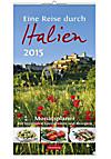 Eine Reise durch Italien Monatsplaner 2015