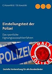 Einstellungstest der Polizei, Allgemeine Ratgeber