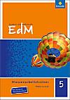 Elemente der Mathematik (EdM) SI, Ausgabe Niedersachsen (2013): 5. Schuljahr, Klassenarbeitstrainer