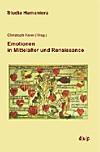 Emotionen in Mittelalter und Renaissance