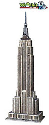 Empire State Building 3D (Puzzle)