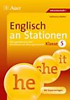 Englisch an Stationen, Klasse 5